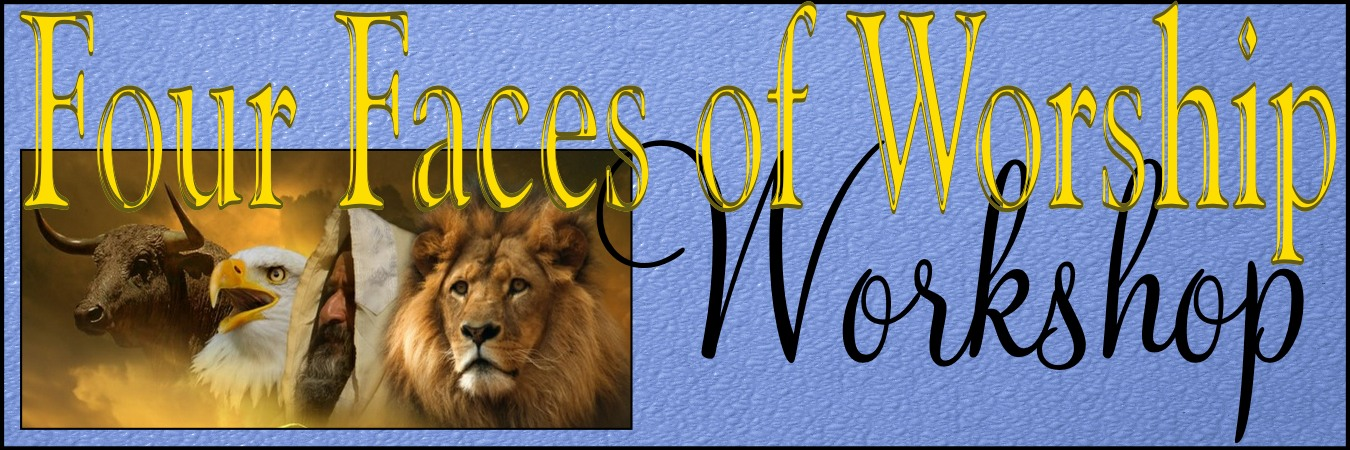 Four Faces of Worship Header